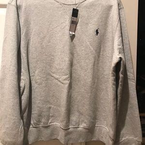 Men's Ralph Lauren Polo Crewneck Sweatshirt NWT